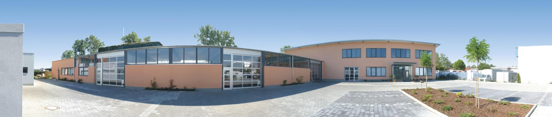Horsch GmbH Augsburg Außenansicht
