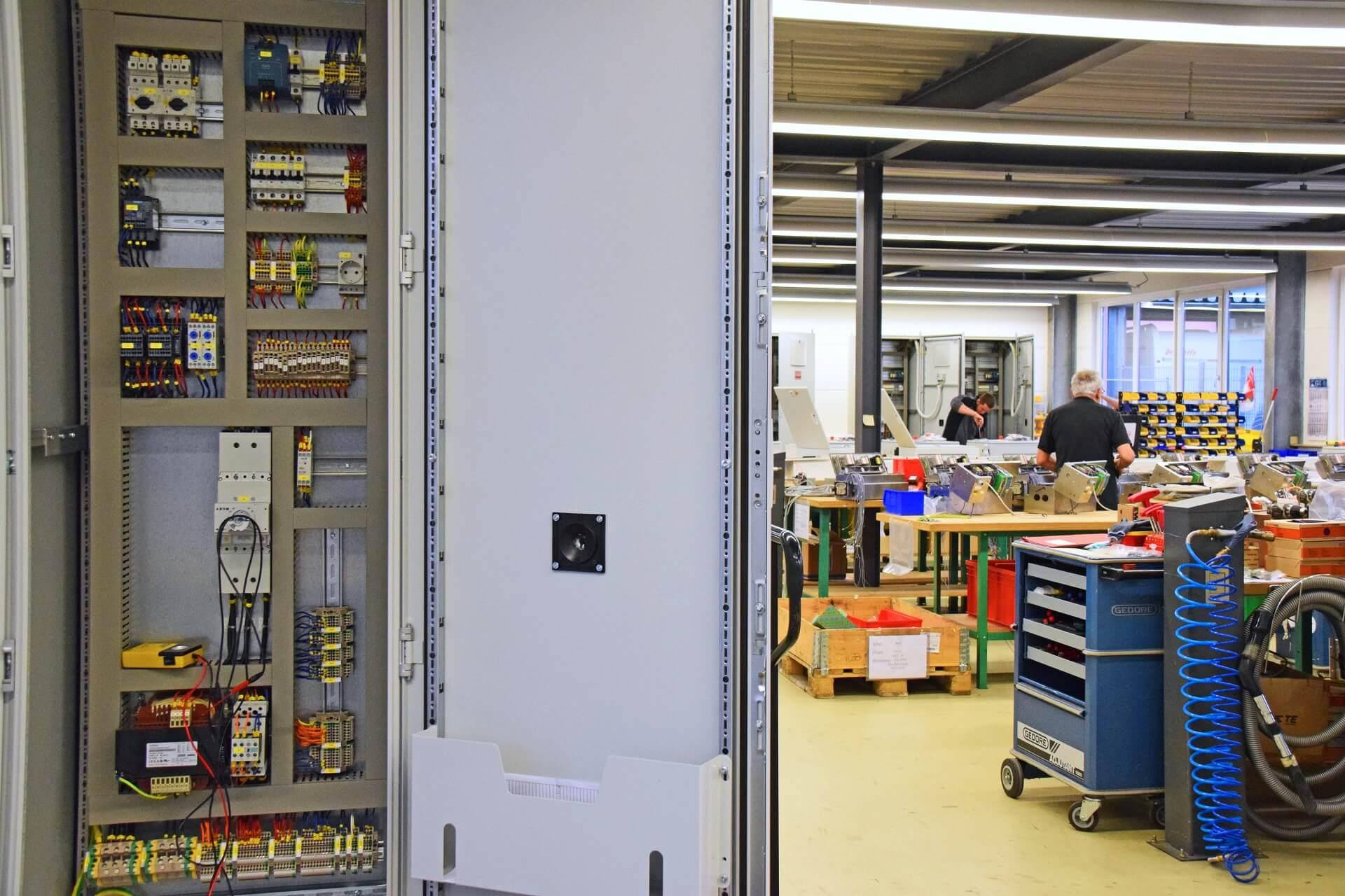 Horsch GmbH Augsburg Schaltschrankbau